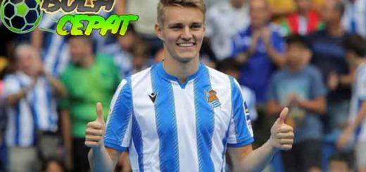 Martin Odegaard Akan Pulang ke Real Madrid Musim Depan
