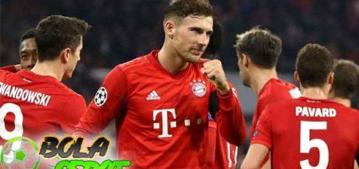 Goretzka Senang Bisa Permalukan Messi