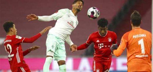 5 Data dan Fakta Pekan ke-10 Liga Jerman