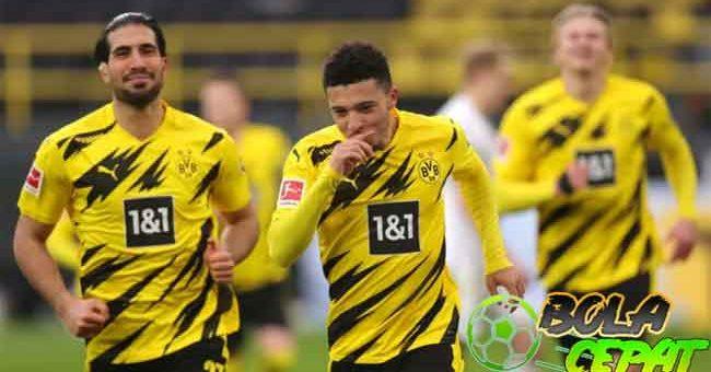 Dortmund Tidak Puas Hanya Sampai Perempat Final