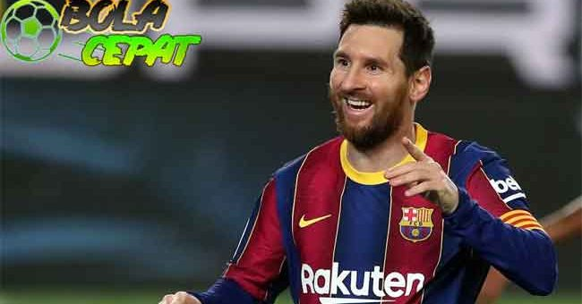 Lionel Messi Menuju Trofi Pichichi ke-8 dengan Elegan