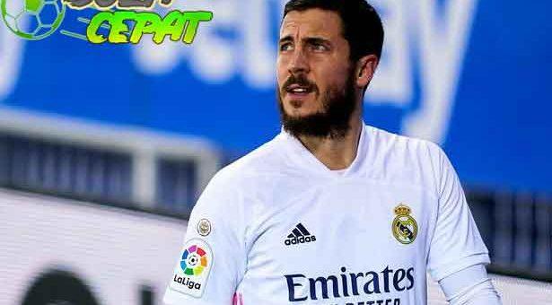 Kritik Pedas untuk Eden Hazard di Real Madrid: Kegendutan dan Tak Profesional!