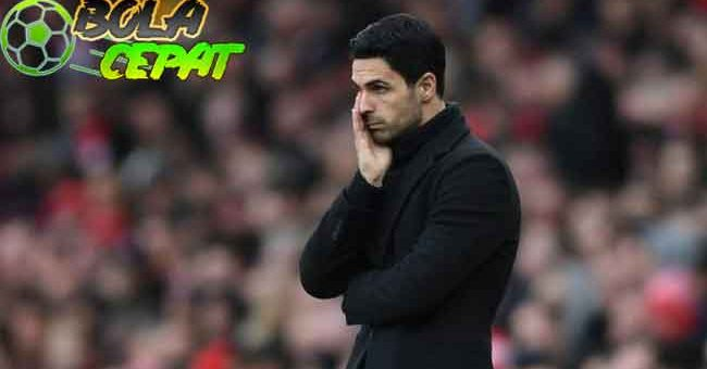 Arsenal Tersingkir dari Liga Europa Gara-Gara Mikel Arteta Kurang Pengalaman?