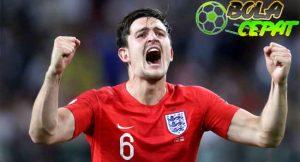 Cedera Tidak Terlalu Parah, Harry Maguire Berpotensi Main di Final Liga Europa