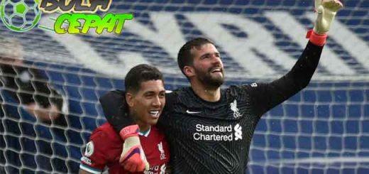 Alisson Becker Maju dan Cetak Gol untuk Liverpool Tanpa Izin Jurgen Klopp