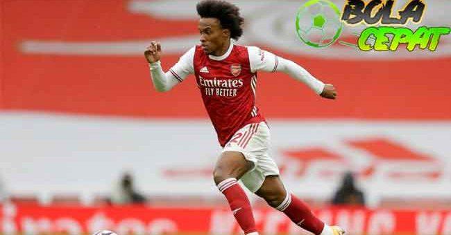 Arteta Buka Suara Soal Masa Depan Willian di Arsenal