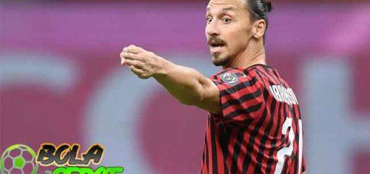 Zlatan Ibrahimovic Bakar Semangat AC Milan: Belum Usai Hingga Saya Bilang Sudah Berakhir!