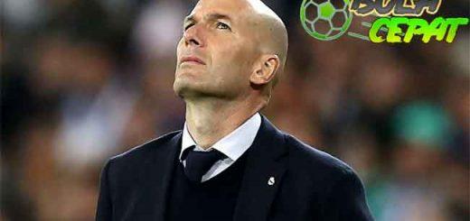 Zinedine Zidane Segera Putuskan Masa Depannya di Real Madrid