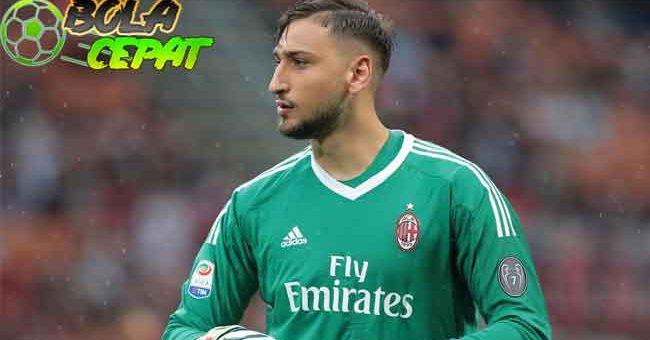 Cabut dari AC Milan, Tujuan Gianluigi Donnarumma Antara Juventus atau Barcelona