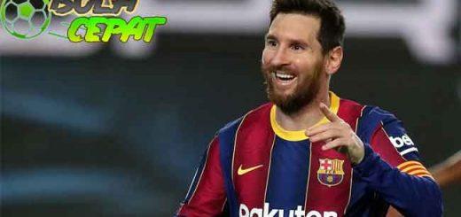 Kontrak Baru Lionel Messi di Barcelona Sertakan Klausul Main di Klub Milik David Beckham?