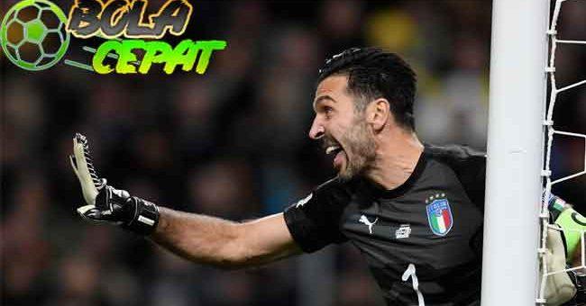 aSudah Tanda Tangan Kontrak, Gianluigi Buffon Segera Pindah ke Parma