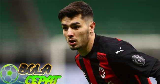 AC Milan Selangkah Lagi Pinjam Kembali Brahim Diaz