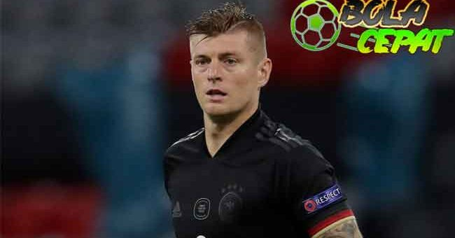 Toni Kroos Ungkap Penyebab Jerman Menyerah dari Inggris
