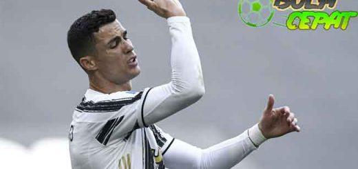 Cristiano Ronaldo Kena Getahnya, Mau Tinggalkan Juventus tapi Terhalang Gaji Ketinggian
