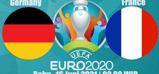 Prediksi Bola Germany Vs France 16 Juni 2021