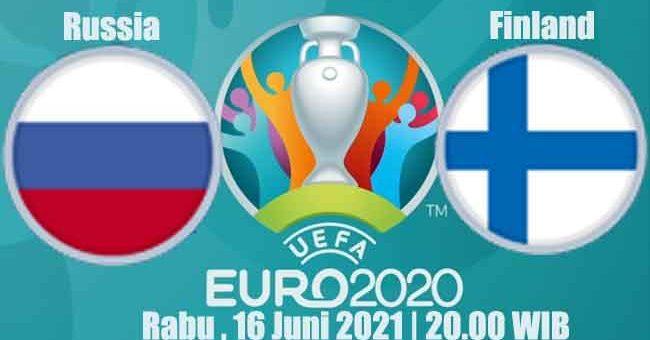Prediksi Bola Russia vs Finland 16 Juni 2021