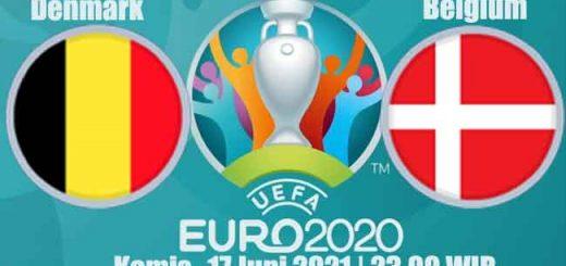 Prediksi Bola Denmark vs Belgium 17 Juni 2021