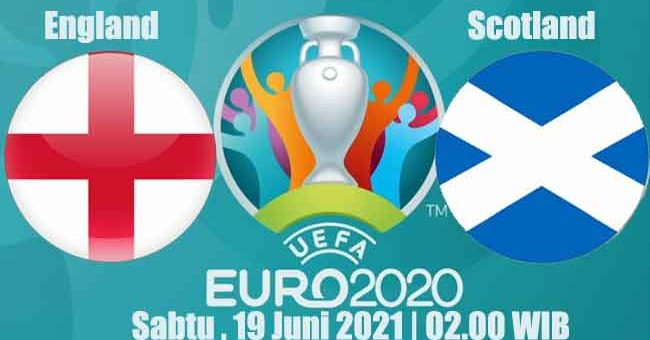 Prediksi Bola England vs Scotland 19 Juni 2021