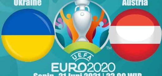 Prediksi Bola Ukraine vs Austria 21 Juni 2021