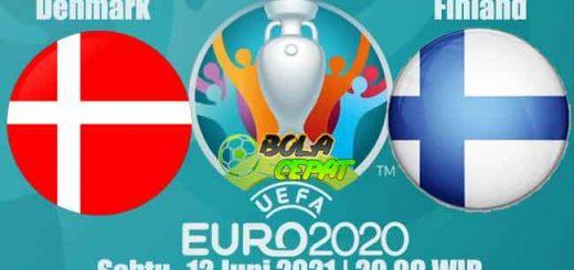 Prediksi Bola Denmark VS Finland 12 Juni 2021