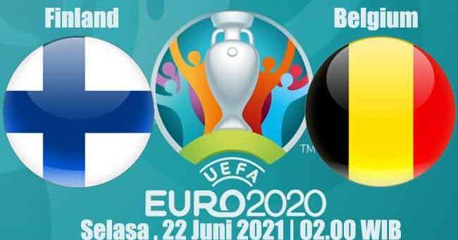 Prediksi Bola Finland vs Belgium 22 Juni 2021