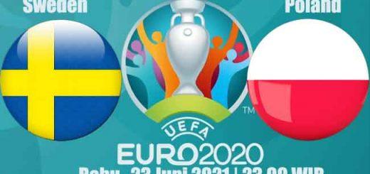 Prediksi Bola Sweden vs Poland 23 Juni 2021