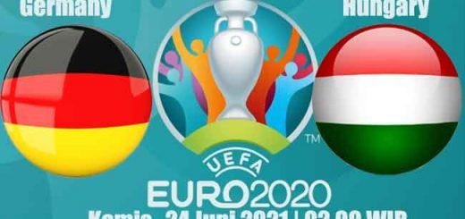 Prediksi Bola Germany vs Hungary 24 Juni 2021