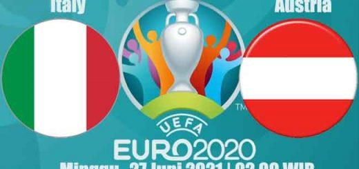 Prediksi Bola Italy vs Austria 27 Juni 2021
