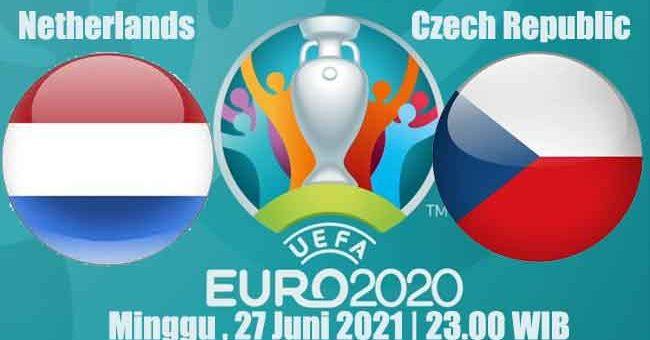 Prediksi Bola Netherlands vs Czech Republic 27 Juni 2021