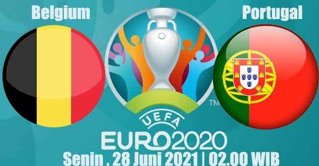 Prediksi Bola Belgium vs Portugal 28 Juni 2021
