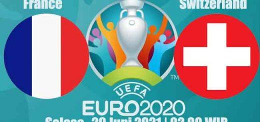 Prediksi Bola France vs Switzerland 29 Juni 2021