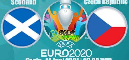 Prediksi Bola Scotland VS Czech Republic 14 Juni 2021