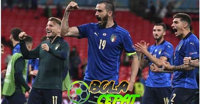 Bukan Kemenangan Mudah, Italia Nyaris Mati di Final Euro 2020