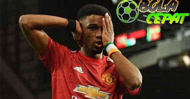 Drogba Ikut Bangga Amad Diallo Masuk Nominasi Golden Boy 2021