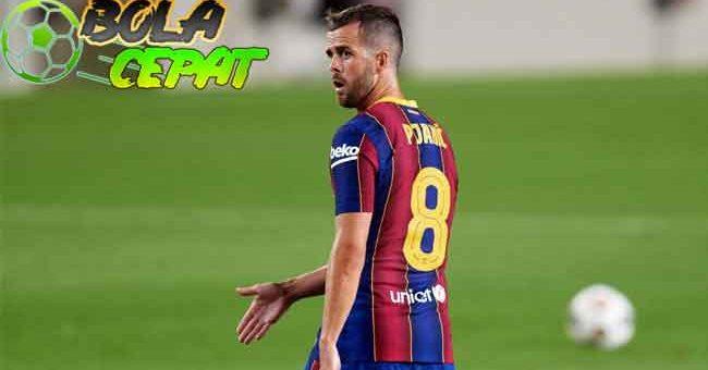 Barcelona Konfirmasi Bakal Lepas Miralem Pjanic