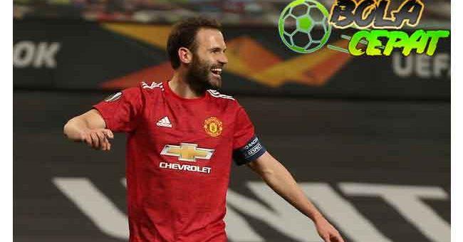 Alasan Juan Mata Mau Bertahan di Manchester United