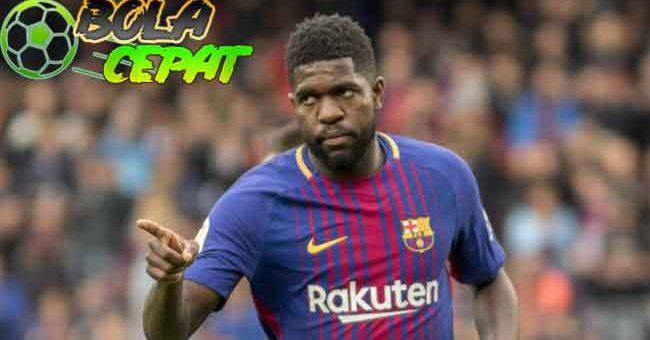 Samuel Umtiti Sukses Bikin Barcelona Sakit Kepala
