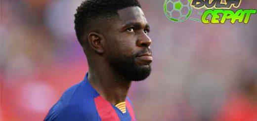 Samuel Umtiti Diobral Barcelona, Arsenal Tertarik Membeli