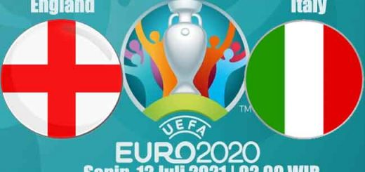 Prediksi Bola England vs Italy 12 Juli 2021