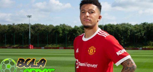 Jadon Sancho Bakal Jadi Bintang yang Sejati di Manchester United