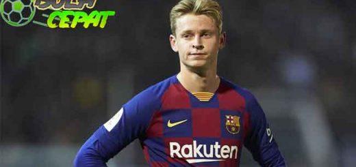 Frenkie De Jong Yakin Lionel Messi Akan Bertahan di Barcelona