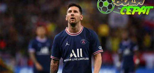 Debut Messi di PSG Ditandai dengan Kemenangan 2-0 atas Reims
