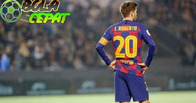 Barcelona Segera Perpanjang Kontrak Sergi Roberto