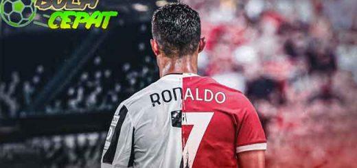 Cristiano Ronaldo tak Perlu Bayar Pajak atas Penghasilan Selama Bermain di MU
