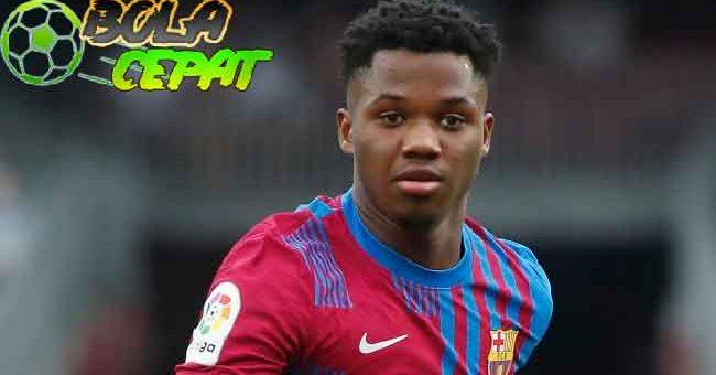 Barcelona Butuh Pemain seperti Ansu Fati