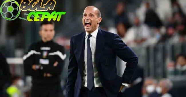 Allegri Sempat Tebar Peringatan ke Skuat Juventus Sebelum Bertemu Zenit