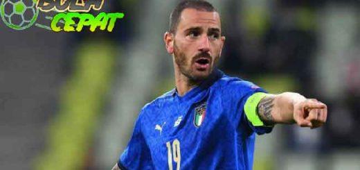 Italia Akhirnya Tumbang, Roberto Mancini Kecewa Berat Sama Leonardo Bonucci